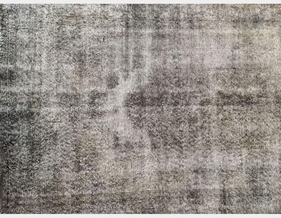 Tappeto Grigio : Tappeto orientale artigianale grigio