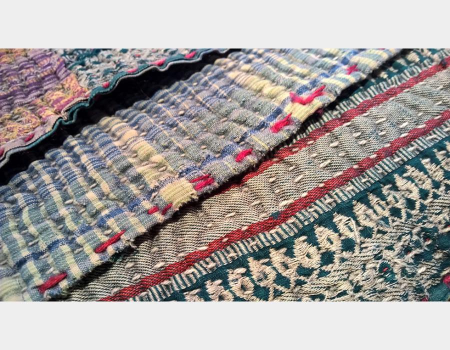 Tessuto da arredamento indiano for Tessuti da arredamento on line